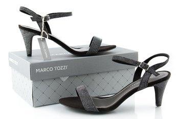 Sandały Marco Tozzi Mettalic