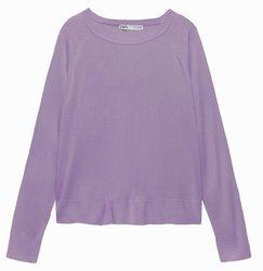 Sweter Zara Basic Sweater