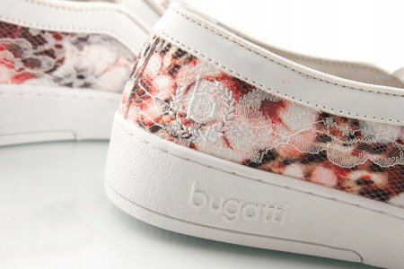 Buty BUGATTI SLIP-ON r. 38