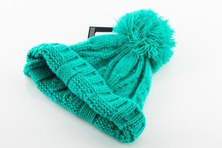 Czapka VOLCOM zimowa ciepła z pomponem