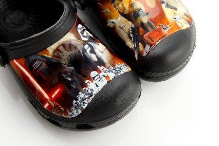 Klapki Crocs Star Wars