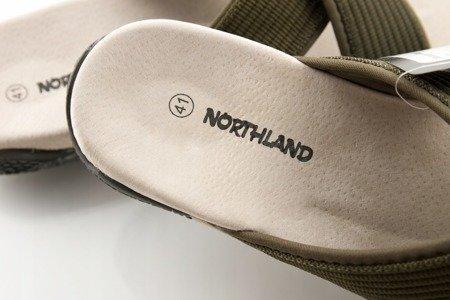 Klapki Northland Milo Leather