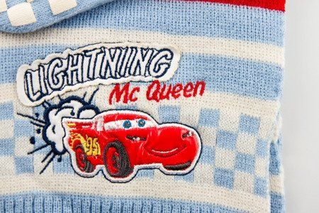 Komplet MC QUEEN CARS DISNEY r. 50 cm