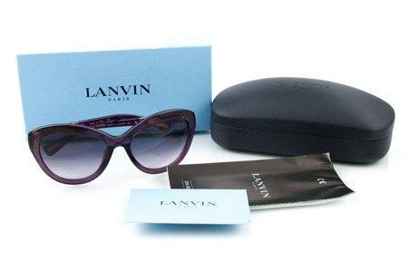 Okulary LANVIN PARIS SLN672V