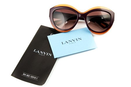 Okulary LANVIN PARIS SLN677S