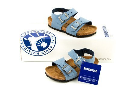 Sandały Birkenstock New York Kids