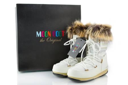 Śniegowce Moon Boot Monaco Low Wp 2