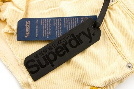 Spodenki Superdry
