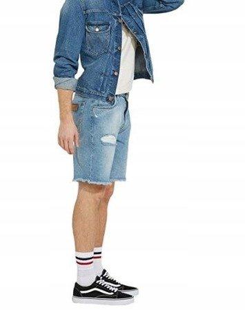 Spodenki Wrangler Regular Shorts