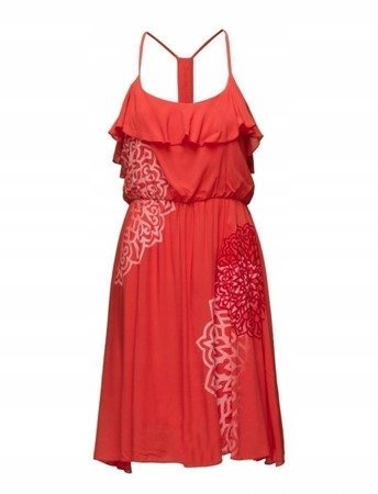 Sukienka DESIGUAL VEST_DALILA r. S