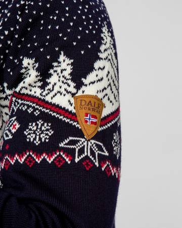 Sweter Dale Of Norway Christmas Fem